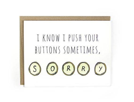 79 best Cards of Apology images on Pinterest Papercraft, Paper