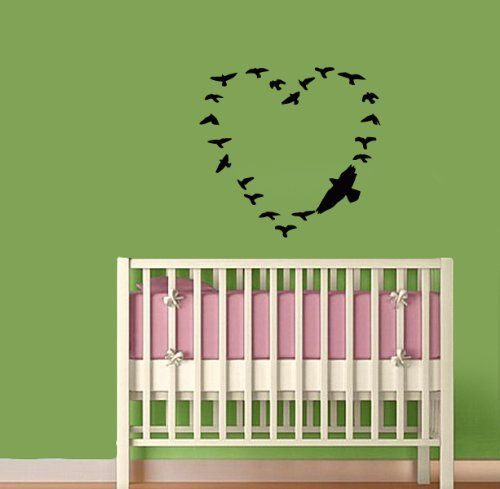 84 best Hearts Love Romantic Wall Decals images on Pinterest