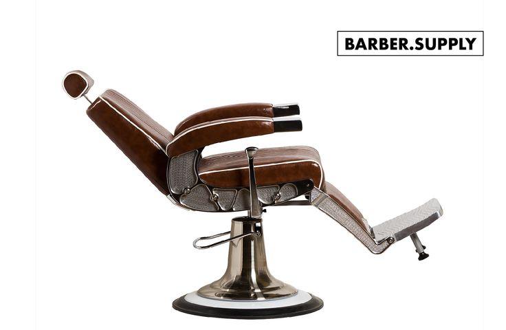 Barber chair for barber shop Vintage style