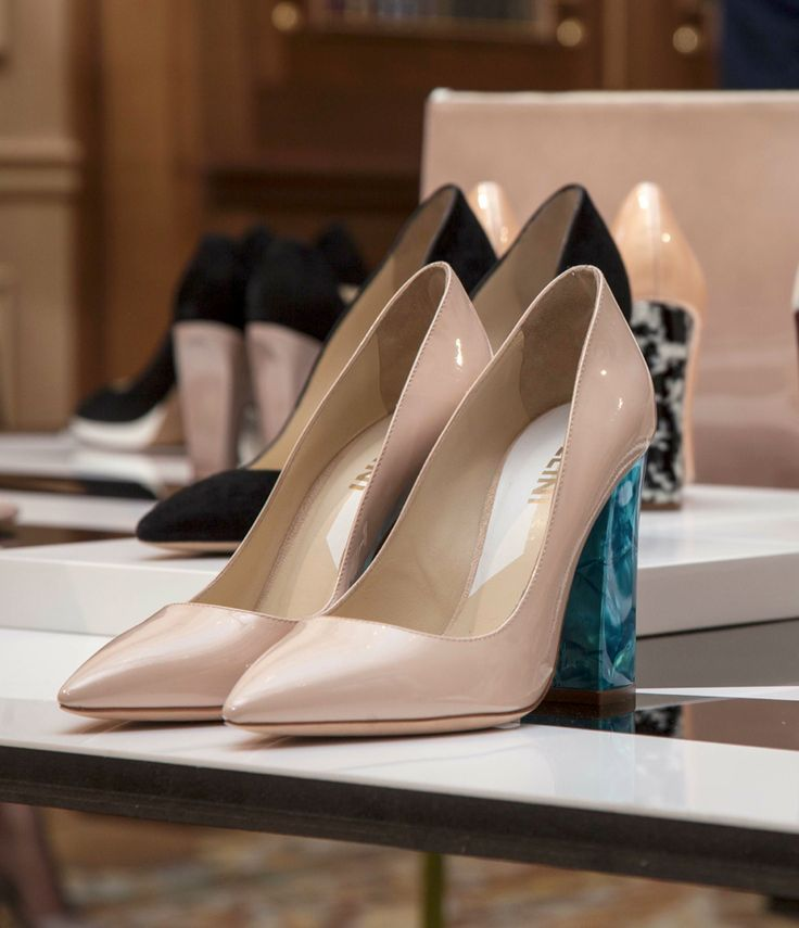 The iconic 'Odette' at the Pollini Spring/Summer 2014 presentation