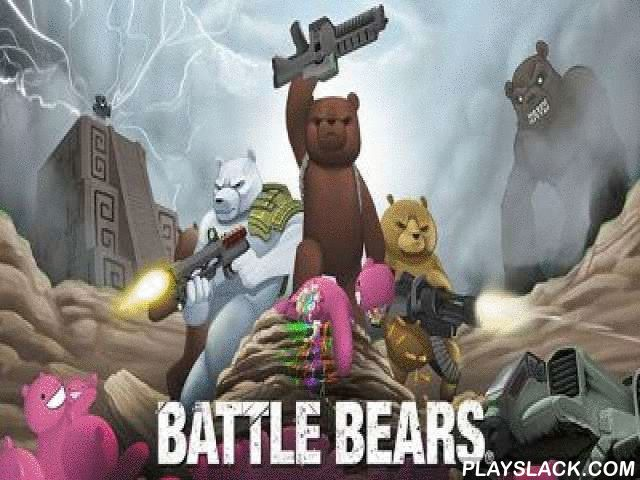 Battle Bears Zombies!  Android Game - playslack.com , The game BATTLE BEARS: undead! for Android is a joyous rifleman. The important warrior Oliver becomes a prisoner of circumstances and has to shoot back to the chromatic Bears. The ammunition they will use against you is quite genuine: they will attempt to strangle you in their instrumentalities. Be fast to beat off the infuriating undead-bears and you will have possibilities to get to the extremity. The devices of uncomplicated snipers…