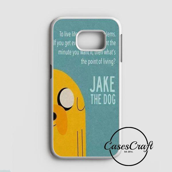 Adventure Time Jake The Dog 2 Samsung Galaxy S7 Case   casescraft