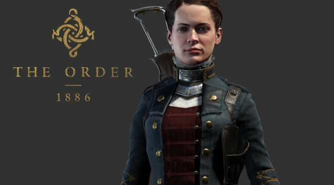 The Order 1886 - Isabeau D'Argyll has a journey, shows strength and determination. A more realistic and interesting option to the usual Barbie-doll 'toons we get accustomed to expecting in video games. Gamer girl FTW! :)
