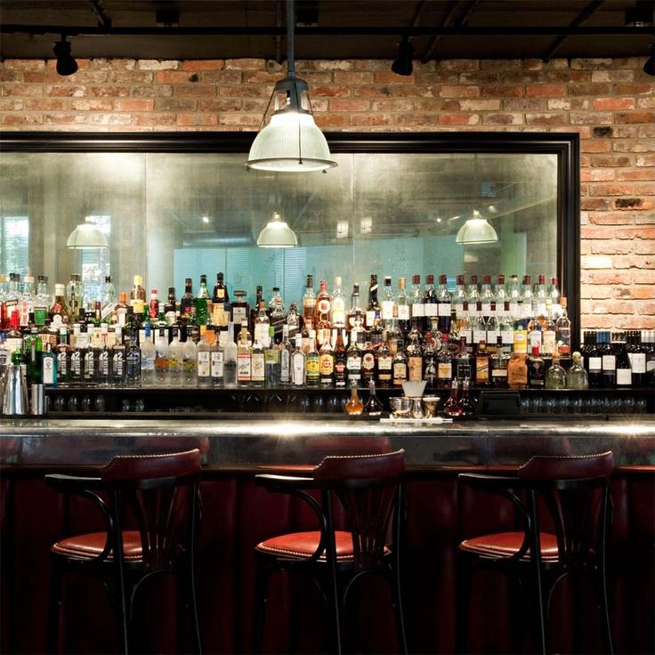 111 best Back Bar images on Pinterest | Restaurant design ...