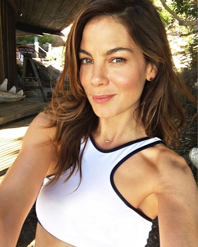 Michelle Monaghan.. she is 40, inspiring.. great article in shape..