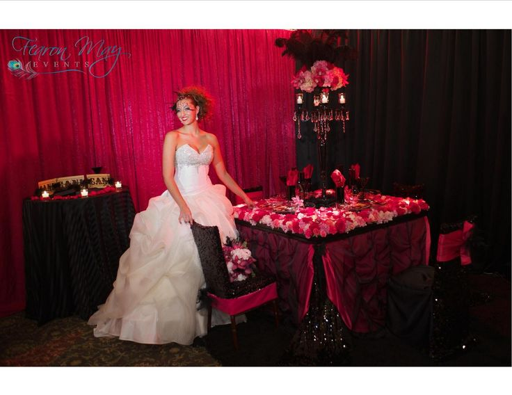 moulan rouge theme parties | Fearon May Events: Lavish & Fabulous Themed Rooms