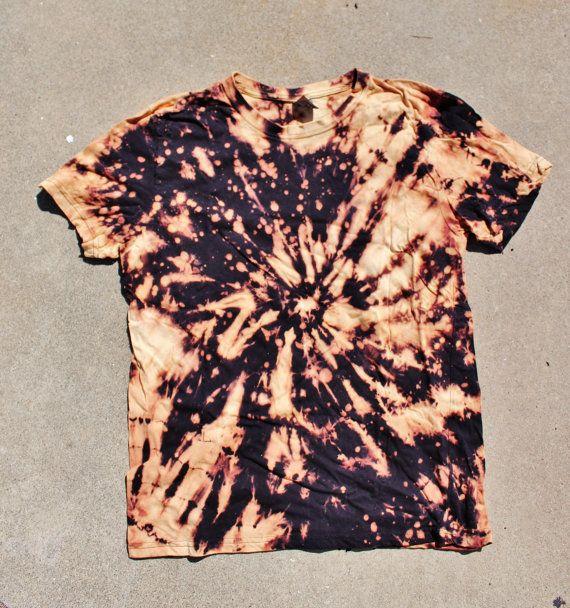 25 best ideas about bleach tie dye on pinterest bleach for How to bleach part of a shirt