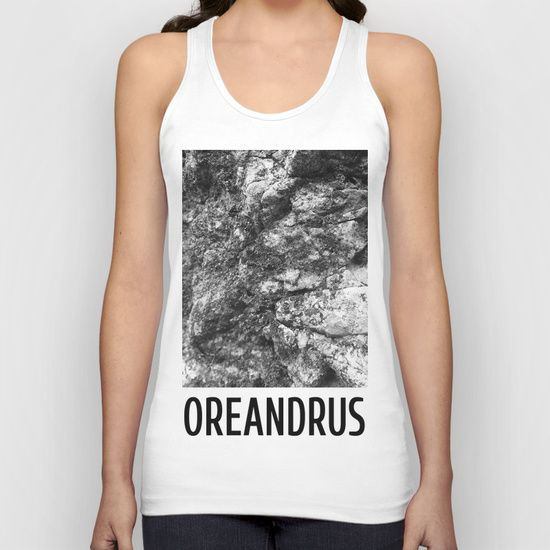 Nature abstract Unisex Tank Top