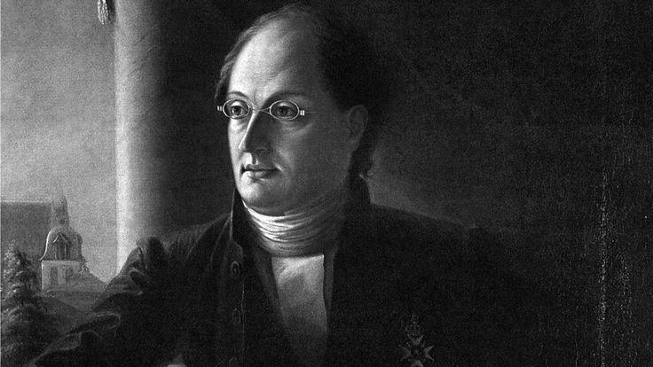 Johan Ludvig Runeberg oli runoilija, kirjailija ja toimittaja. Häntä pidetään Suomen kansallisrunoilijana ja hänen tuotannollaan on ollut suuri merkitys kansallisaatteen syntymiselle Suomessa. Runebergin päivä on vakiintunut liputuspäivä.