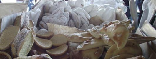 Receta chilena dulce: Empolvados | Cuchareando