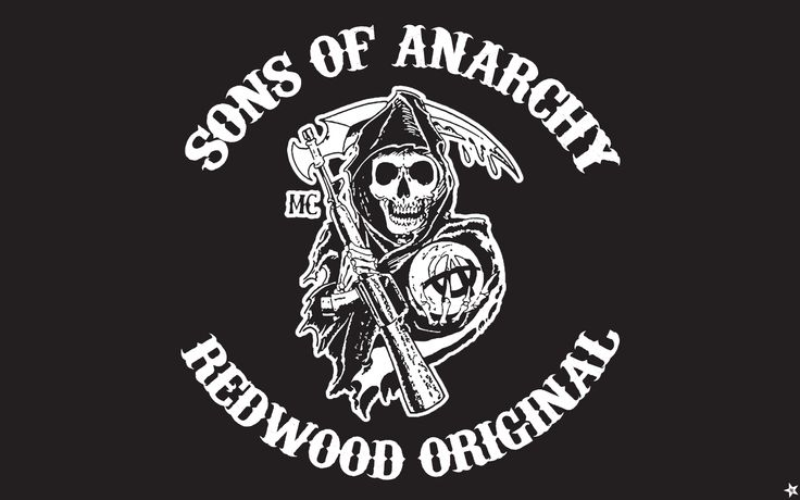 sons of anarchy final season tuesday I can't wait!!!! I love this show been watchin since day 1