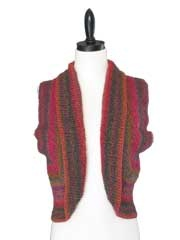 Diagonal Matrix Vest Pattern @ Annie's