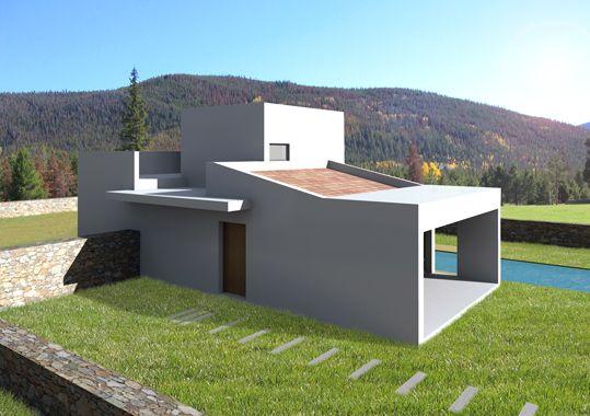 METRIS - Single-Family House in Pefki (Evia)