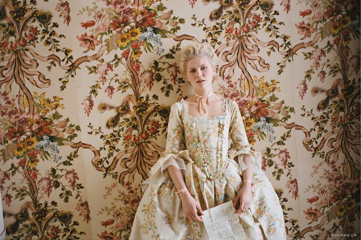 marie antoinette kirsten dunst costume | fashion in film| marie antoinette | The Blog at Scout Magazine