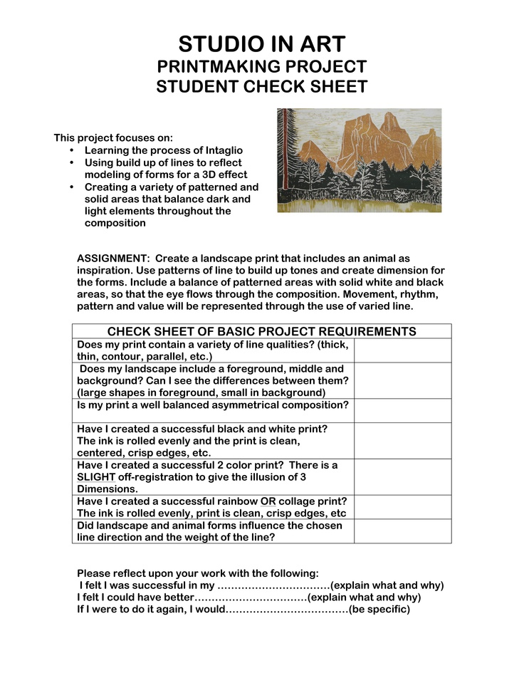 390 best Art Critique and Assessment images on Pinterest Art - background check form