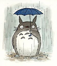 213 best images about totoro on Pinterest | Clock, Totoro ...