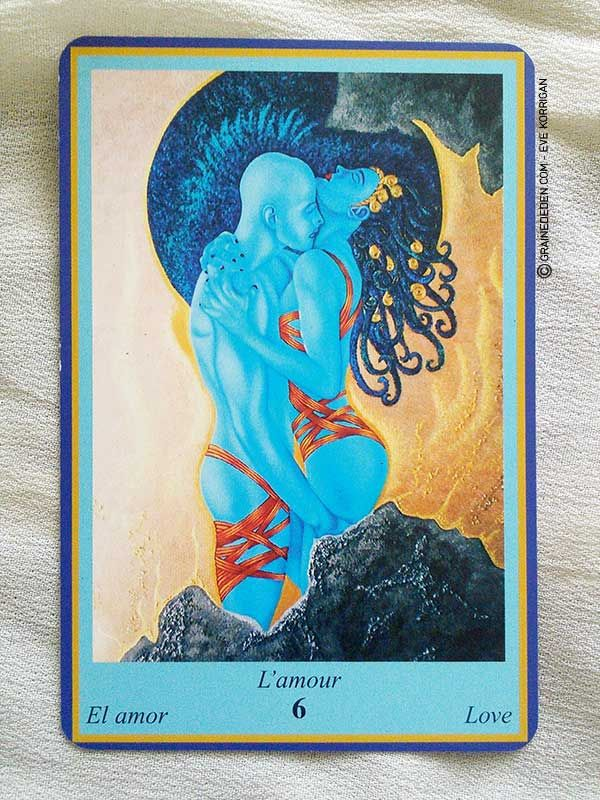 oracle tarot amour