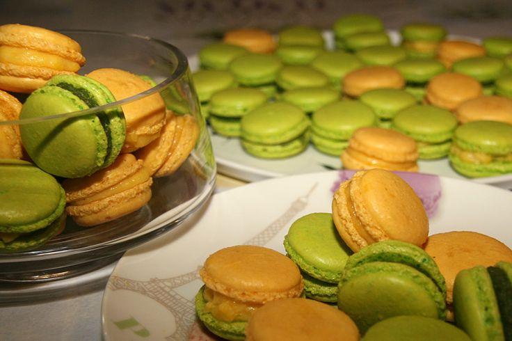 Macarons http://jackie-cuisine.over-blog.com