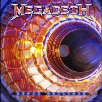 "Il quattordicesimo album dei #Megadeth intitolato ""Super collider""."