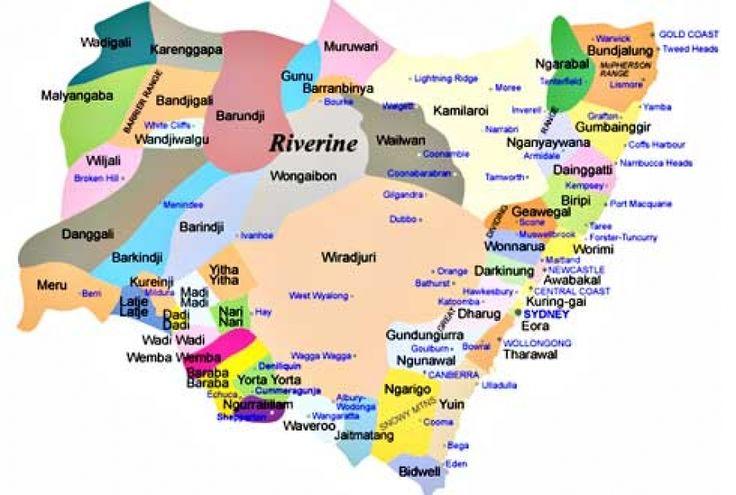 Our Languages | Aboriginal Language Map NSW - Tourism NSW