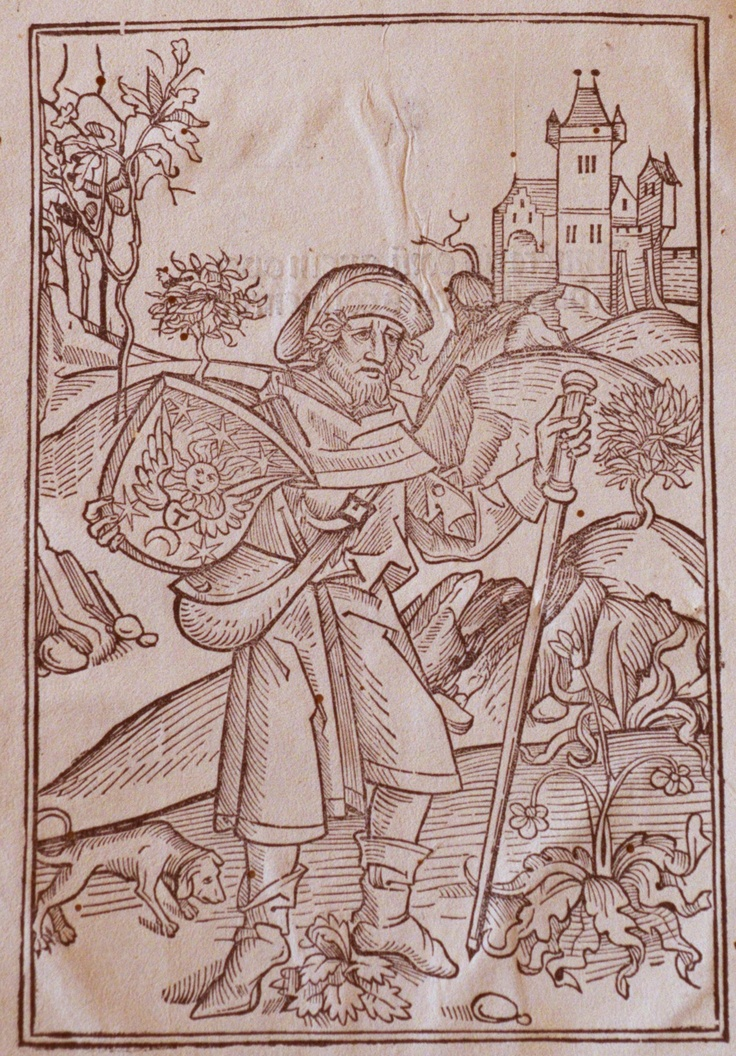 Incunabula woodcut | libro antico ... e non | Pinterest