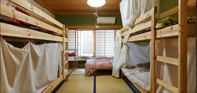 Where we stayed in Tokyo? A review of my airbnb accommodation