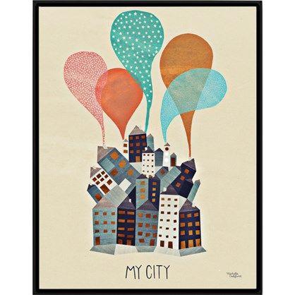 Michelle Carlslund My City