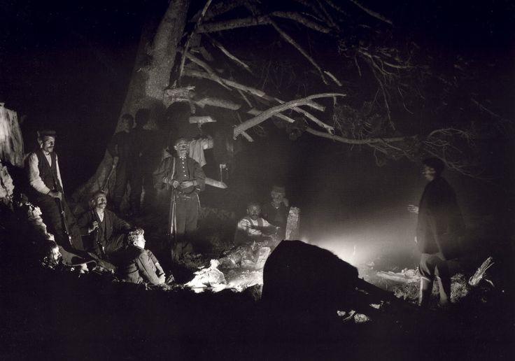 shepherds' camp, 1914, mount olympus, Frédéric Boissonnas' photos of Greece…
