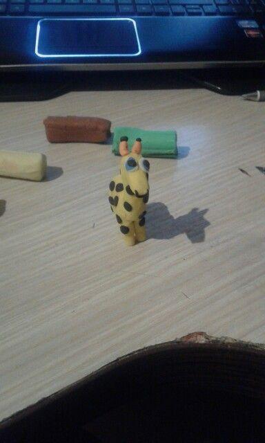 Girafe. By herciu simona