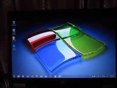 Mr. Robot Shop - Laptop LCD LED Display - Taken Apart