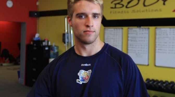 Aaron Ekblad  http://www.getrealhockey.com/hockey-next-franchise-defenseman-aaron-ekblad/