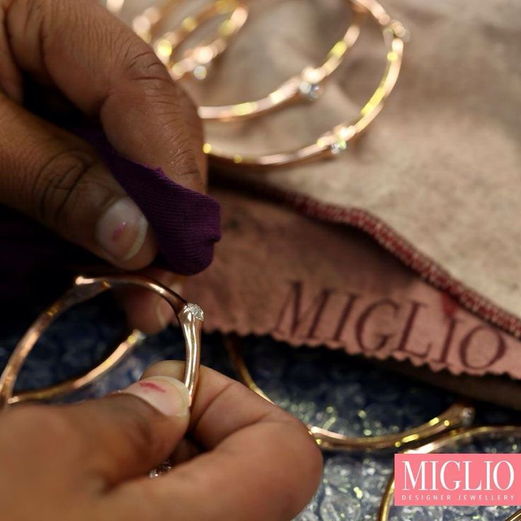 Miglio jewellery is ethically handcrafted in Cape Town, South Africa