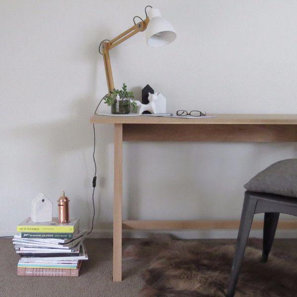 cooper desk made by fox & rabbit #cooperdesk #foxandrabbitnz