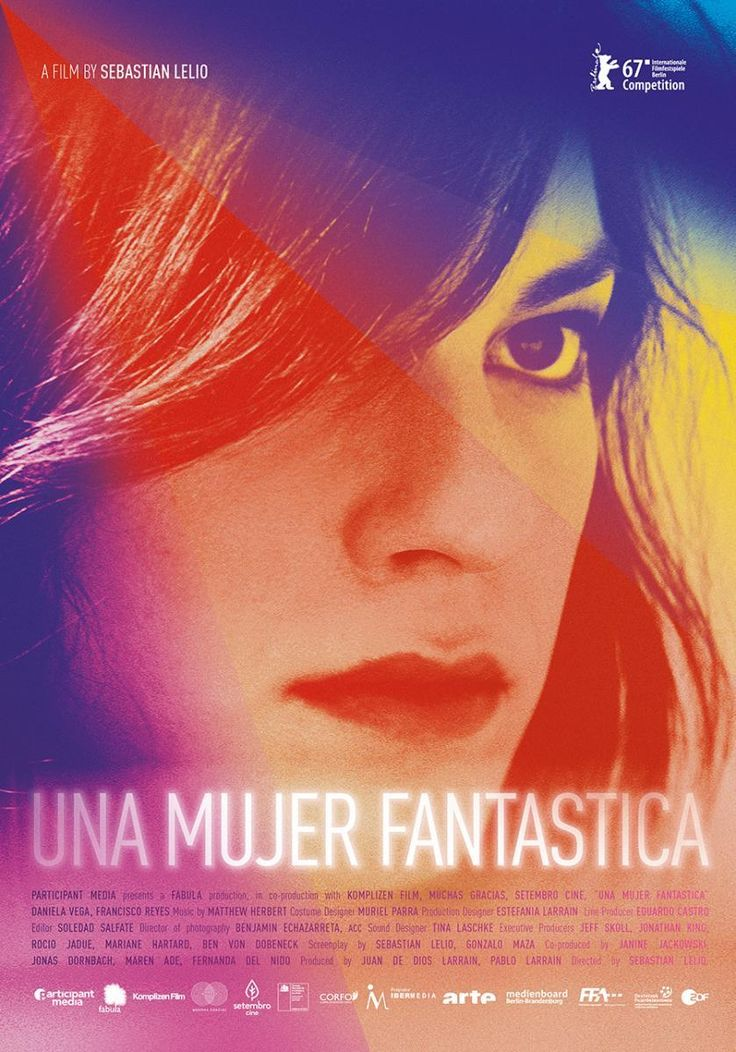 Trailers, clips, images and posters for the Oscar-nominated Chilean drama A FANTASTIC WOMAN (Una Mujer Fantástica) starring Daniela Vega. Movie 21, See Movie, Woman Movie, Movie Film, Orlando, Streaming Hd, Streaming Movies, Francisco Reyes, Toni Erdmann