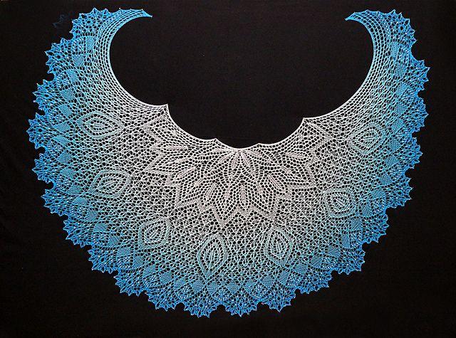 Ravelry: Winter Largo Shawl pattern by Anna Victoria