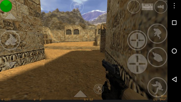 Counter Strike 1.6 APK Features