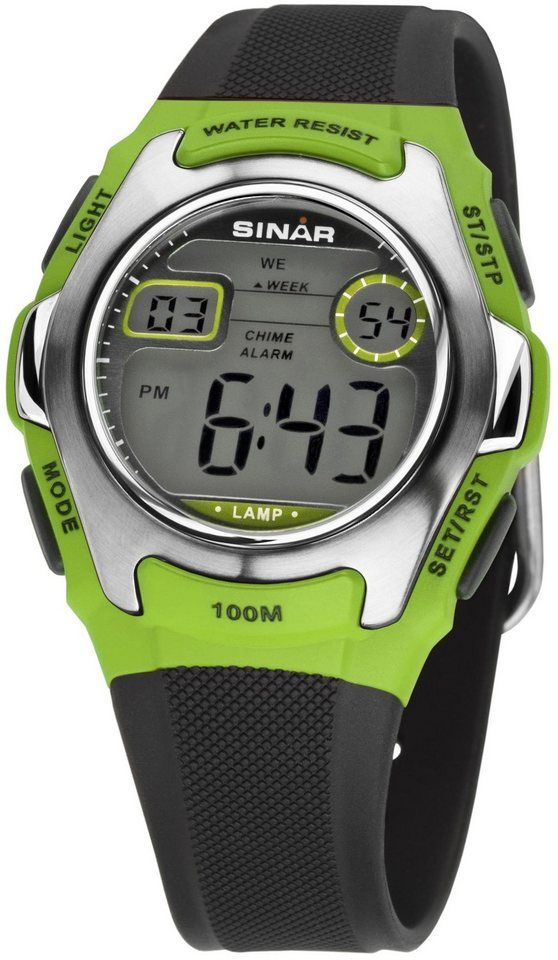 SINAR Chronograph »XE-50-1«