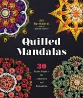 """Two hot trends--paper quilling and mandala-themed crafting--come together in 30 new projects from the co-owner of the popular company, Quilled Creations. Alli Bartkowski explains the basic tools and techniques of quilling, from curling and crimping the paper to forming scrolls, strips, and rolls. Detailed step-by-step photos show all the shapes needed for the projects, which come in an assortment of 4"""", 6"""", and 8"""" designs with projects for the beginner, intermediate, and advanced quiller."""
