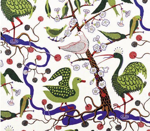 JOSEF FRANK #colors #design  #illustration