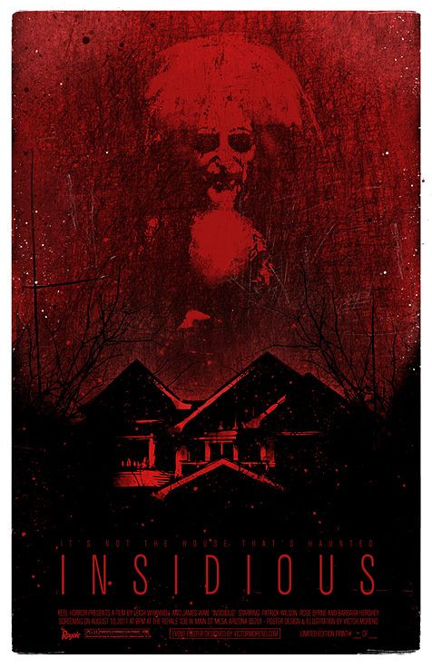 'Insidious' by Vistor Moreno, one of the scariest I'd seen in a long LONG time