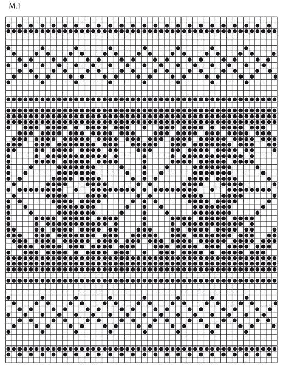 """DROPS Extra 0-725 - Strikkede DROPS grytekluter til jul med nordisk mønster i """"Muskat"""". - Free pattern by DROPS Design"""