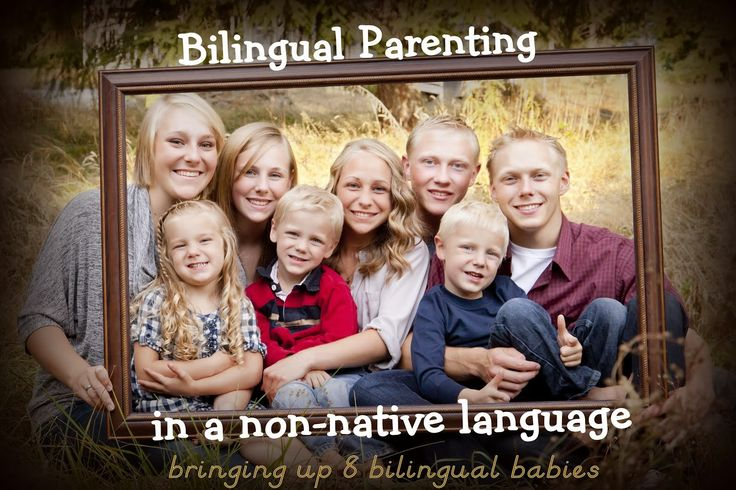 Non-native bilingual parenting. If you speak a foreign language, you can raise bilingual kids. It is not as hard as you think. The key is to start early and be consistent.