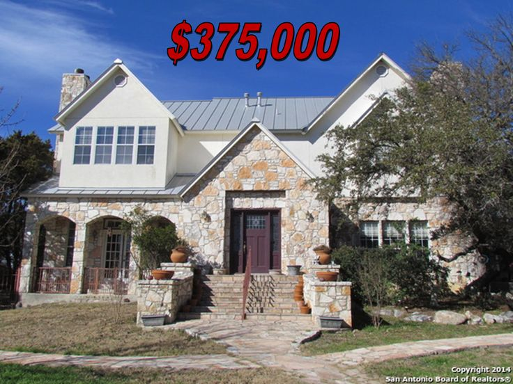 Lovely 7609 Hummingbird Hill Ln Custom Home On .68 Acres. Starting On The Outside:  Stone/Rock Exterior, Stone Walkways, Concrete Basketball Court, 3 Large  Covered ...