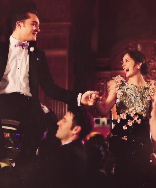 Still my favorite fictional couple! Chuck and Blair forever!                                                                                                                                                                                 More