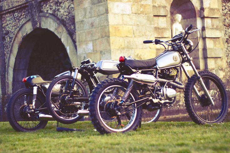 pinterest.com/fra411 #classic #motorbike