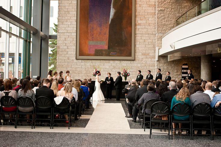 Winspear Wedding  || Edmonton Wedding Planner || A Modern Proposal Event Planning