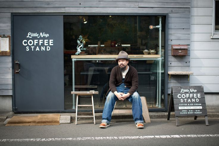 Tokyo: Little Nap Coffee, Instant Extraction - Kinfolk Magazine