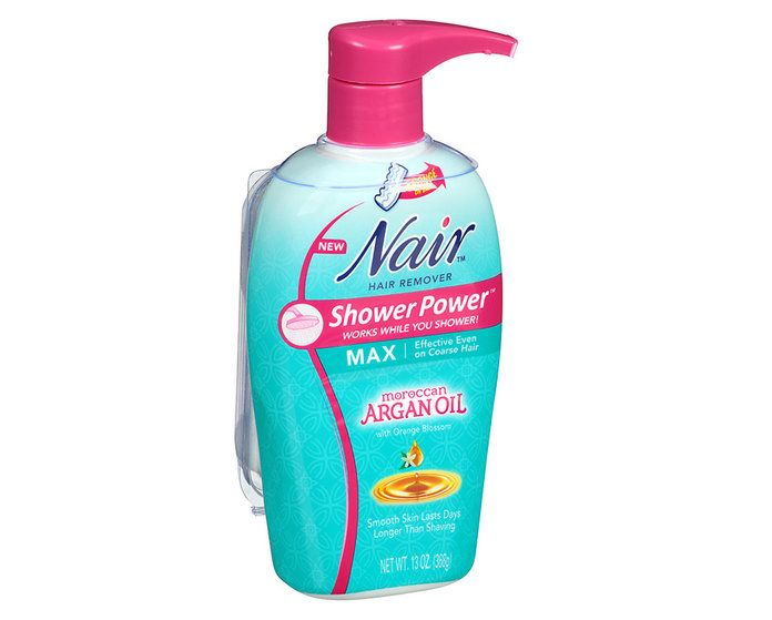 Nair Shower Power Max With Argan Oil Cream For Legs & Body