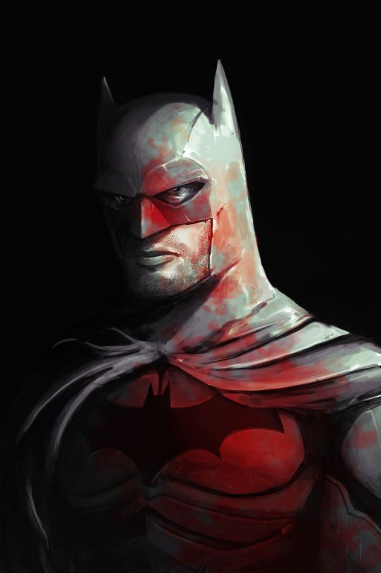 Batman by EmendoArts
