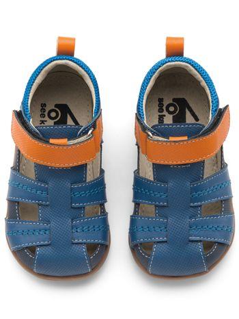 See Kai Run Ryan II Blue available at www.tinysoles.com! #TinySoles